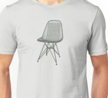Eames Wire Chair Unisex T-Shirt
