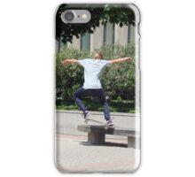 Skateboarder iPhone Case/Skin