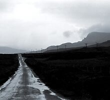 Scottish High Road by newbeltane