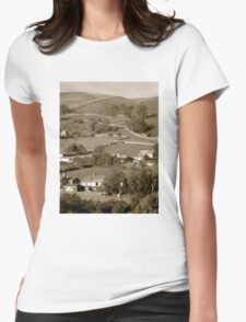 Yorkshire Dales Womens Fitted T-Shirt