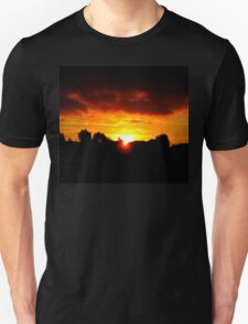 Beneath The Clouds Unisex T-Shirt