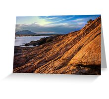Wide Rock Flow-Second Look Greeting Card