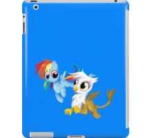 My Little Pony - Filly Rainbow Dash and Gilda iPad Case/Skin