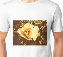 Faded Rose Unisex T-Shirt