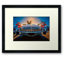 CaddyLaxin' Framed Print