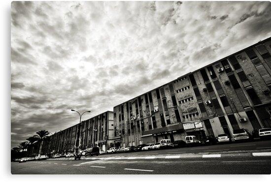 street geometry by Victor Bezrukov