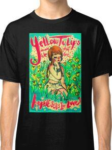 Yellow Tulips. By Ane Teruel. Classic T-Shirt