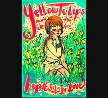 Yellow Tulips. By Ane Teruel. Unisex T-Shirt