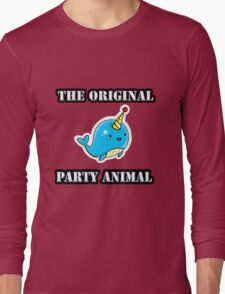 Original Party Animal Long Sleeve T-Shirt