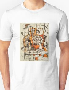 The Thing- Monoprint on Paper T-Shirt