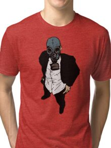 What The Hell Are You Lookin' At? Tri-blend T-Shirt