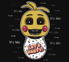Five Nights at Freddy's Toy Chica - It's Me by Kaiserin