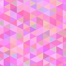 - Colored triangles pattern 2 - by Losenko  Mila
