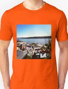 Quebec City's old port T-Shirt