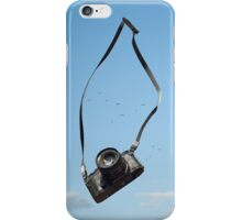The Flying Camera iPhone Case/Skin