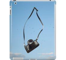 The Flying Camera iPad Case/Skin
