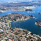 It's Sydney Down There by dozzam