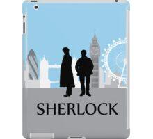 Minimalist Sherlock Work iPad Case/Skin