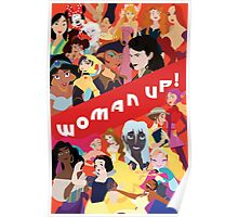 Woman Up! Poster