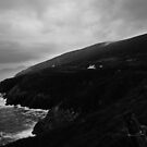 Battered Coast by DarrynFisher