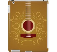 Classic Acoustic Guitar   iPad Case/Skin