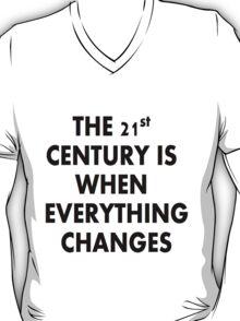 Torchwood 21st CENTURY T-Shirt