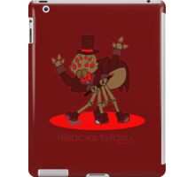Spiders can Tapdance iPad Case/Skin