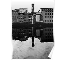 Across The Arno Poster