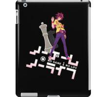 No Game No Life iPad Case/Skin