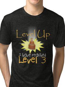 Level 3 Tri-blend T-Shirt