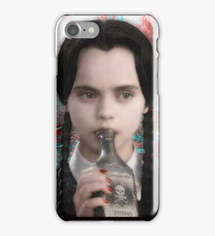 Gettin' Wednesday Wasted iPhone Case/Skin
