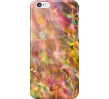 Iridescent Colours of Soap Film iPhone Case/Skin