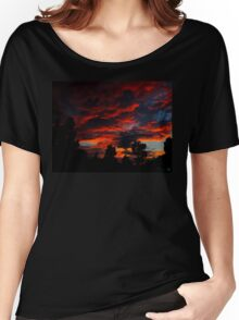 As The Sun Rises To Burn Another Day Women's Relaxed Fit T-Shirt