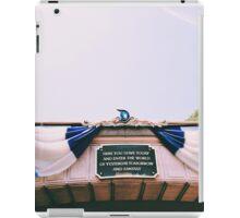 Disneyland 60th  iPad Case/Skin