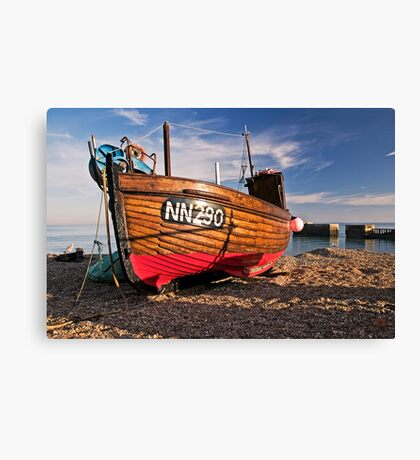 Summer's End Canvas Print