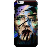 Christopher Walken. Cracked Actor. iPhone Case/Skin
