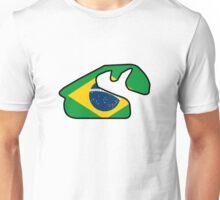 Brasilian Grand Prix Unisex T-Shirt
