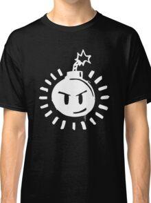 Funny Bomb - Black T Classic T-Shirt