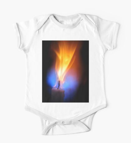 Candle Force One Piece - Short Sleeve