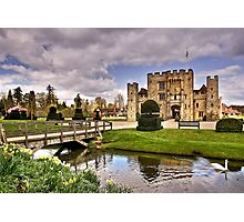 Hever Castle Photographic Print