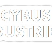 Cybus Industries Sticker
