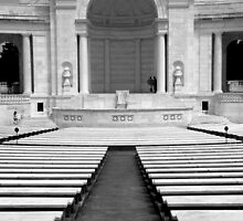 Memorial Amphitheater ~ Part Two by artisandelimage