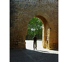 Leaving the Past behind! Photographic Print