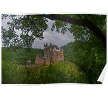 Burg Eltz Poster