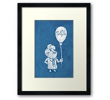 Portfolio Balloon Framed Print