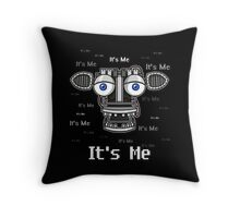 Five Nights at Freddy's - FNAF - Endoskeleton - It's Me Throw Pillow