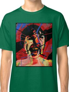 Shower scene from Psycho Classic T-Shirt