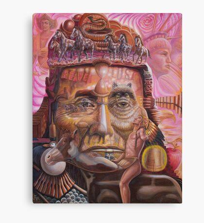 Chief Joseph  ''NATIVE''  Canvas Print