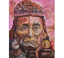 Chief Joseph  ''NATIVE''  Photographic Print