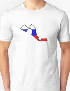 Russian Grand Prix Unisex T-Shirt